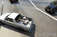 بازی ویدئویی دزدی ماشین