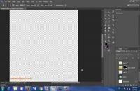 آموزش تایپوگرافی در فتوشاپ ( سایه زدن)