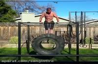 تقویت عضلات بدن به چه قیمتی!!