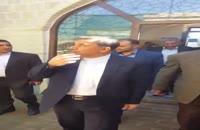 بازدید وزیر محترم راه و شهرسازی و هیأت همراه از امکانات مؤسسه آموزش عالی علاءالدوله
