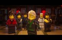 تریلر رسمی انیمیشن The Lego Ninjago Movie 2017
