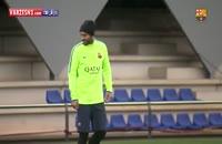ویدئو تمرینات روز هفتم اردیبهشت بارسلونا