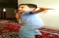 قشنگترین رقص ایرانی بچه (محمد طاحا)