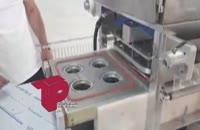 دستگاه سیل لیوان جهت دستگاه بسته بندی عسل و مربا