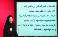 آموزش عربی دوم انسانی درس 8