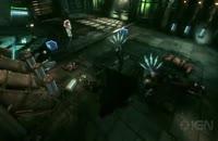 نقد ویدیویی بازی بتمن آرکام نایت از IGN با زیرنویس فارسی