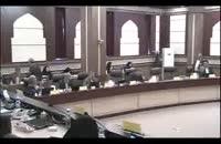 نطق پیش از دستور مهندس محمد حق نگر 95/01/23