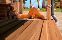 گریزی و موش های قطبی -  Bear Spread