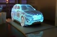 تبلیغ فوق العاده ماشین BMW