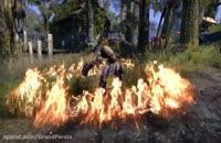 تریلر گیم پلی بازی The Elder Scrolls Online: Morrowind