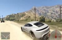 مود ماشین پورشه 2015 در GTA V
