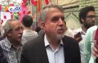 صحبت های جنجالی وزیر ارشاد در روز رای گیری