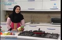 آموزش پخت کیک گوشت