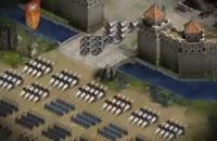 تریلیر بازی clash of kings