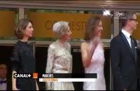 بوسه جنجالی لیلا حاتمی در فستیوال فیلم کن