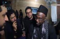 مصاحبه استاد رائفی پور با یکی از شیعیان نیجریه