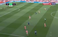 لیگ جزیره: ویدئو گل های بازی آرسنال و منجستر یونایتد