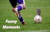 صحنه های طنز فوتبالی