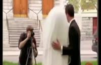 دوربین مخفی- عکس یادگاری داماد با گوریل!