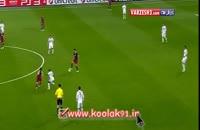 لیگ قهرمانان اروپا - گل خاطره انگیز مسی به رئال مادرید
