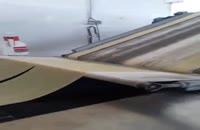 دستگاه تونلی تمام اتوماتیک پخت نان لواش شرکت صنایع پخت مشهد