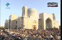 دعاي ندبه در حرم امامزاده طبس-حاج رضا نبوي