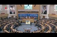 بیانات رهبر انقلاب در کنفرانس حمایت از انتفاضه فلسطین