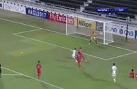 خلاصه بازی لخویا قطر 0-1 پرسپولیس