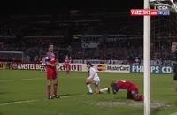 لیپ بازی فراموش نشدنی آژاکس برابر بایرن مونیخ (5-2) - نیمه نهایی لیگ قهرمانان