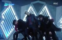 peformance of exo -Monster