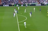 حواشی و گل های بازی رئال مادرید و بارسلونا