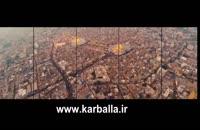 تصاویر هوایی از حرم امام حسین (ع) و بین الحرمین