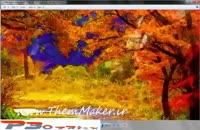 فیلم آموزشی تبدیل تصویر معمولی به نقاشی آبرنگ (watercolor)