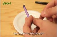 کاربرد مداد شمعی