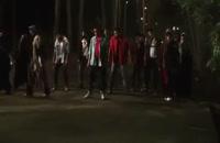 پشت صحنه رقص مایکل جکسونی فیلم نهنگ عنبر 2
