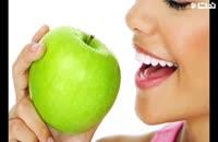 نکته های طلایی برای مصرف سیب ترش