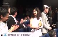 خانم امیر ابراهیمی در جشنواره فیلم کن