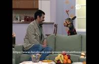 شوخی جنجالی جیگر با شهاب حسینی