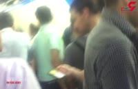 تصادف شدید ۲ قطار مترو تهران در ایستگاه طرشت