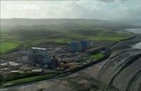 بریتانیا مشارکت فرانسه و چین را در ساخت یک نیروگاه اتمی