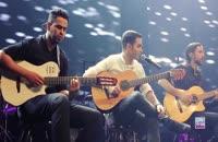 اجرای زنده ی محسن یگانه آهنگ بهت قول میدم