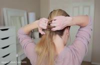 آموزش بافت مدل موی حصیری