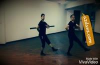 کلاس رقص آذری غررب تهران